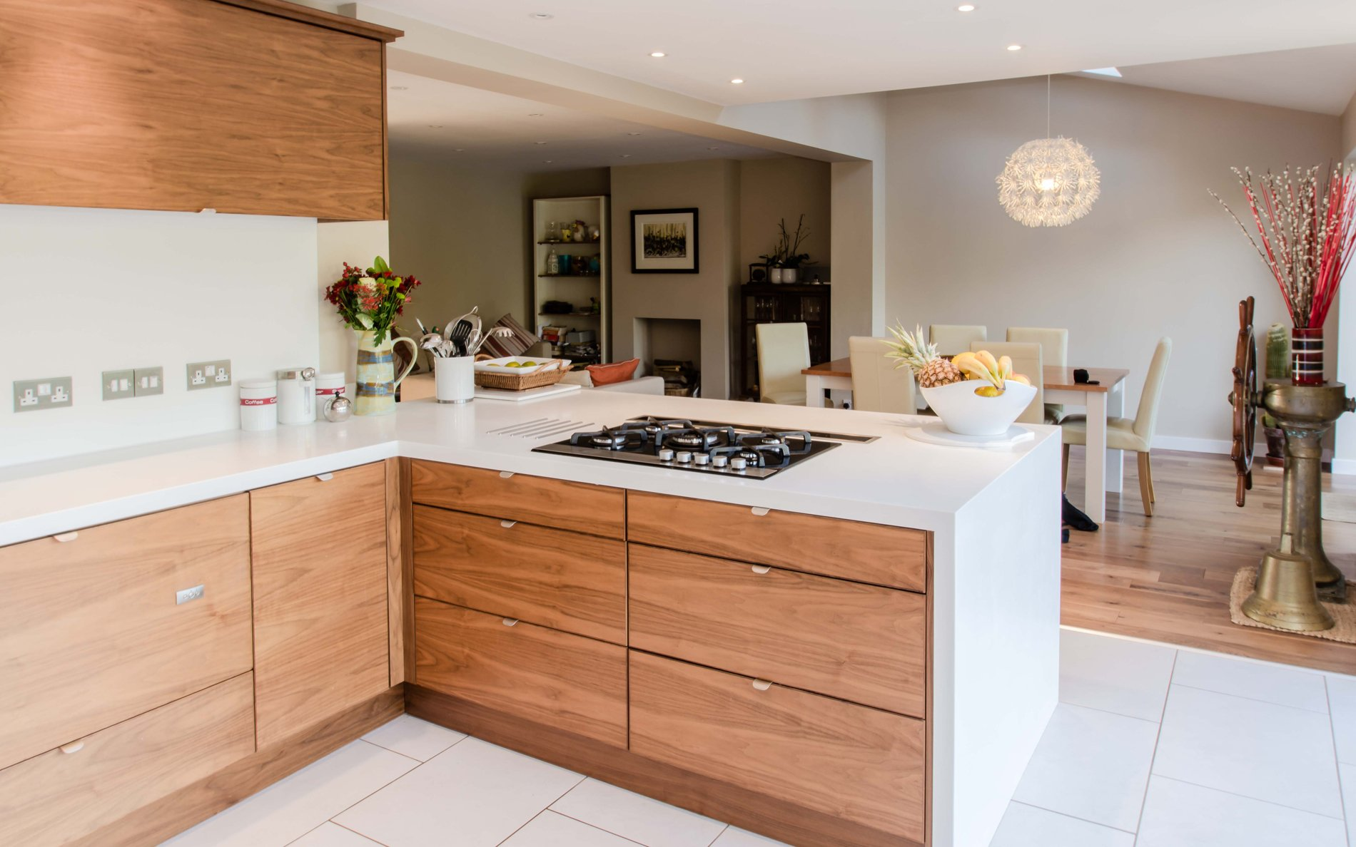 Transform bespoke handmade modern kitchen range kitchen design hertfordshire Bespoke contemporary kitchen design